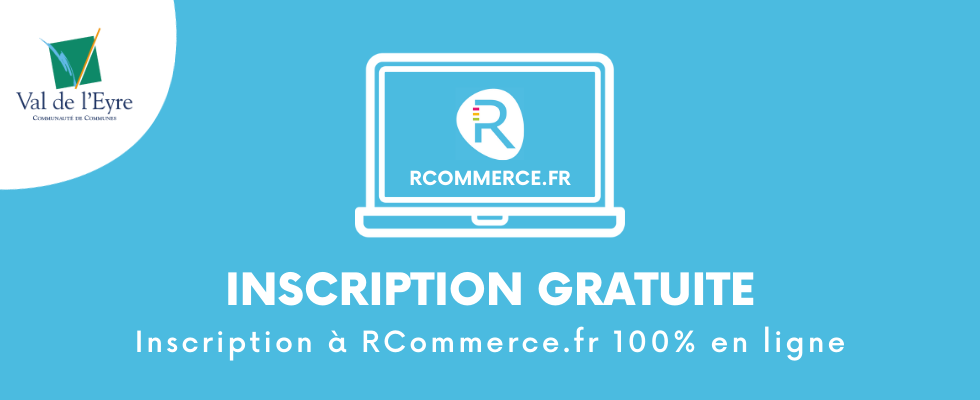 rcommerce inscription gratuite